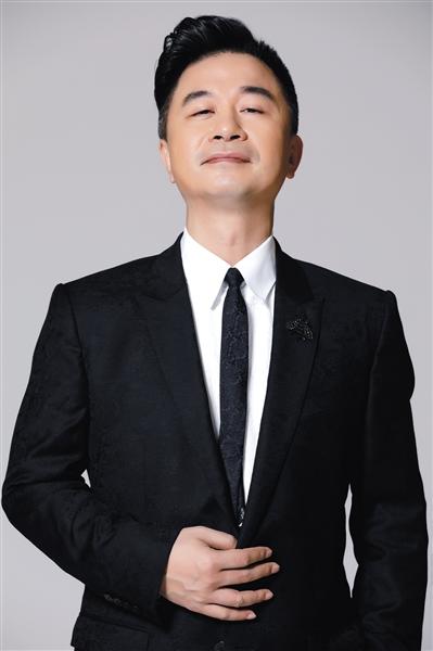 黄舒骏 出道30年,坚持什么年纪玩什么游戏