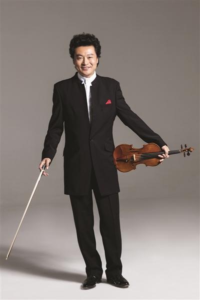 呂思清這次帶來一把319歲的名琴