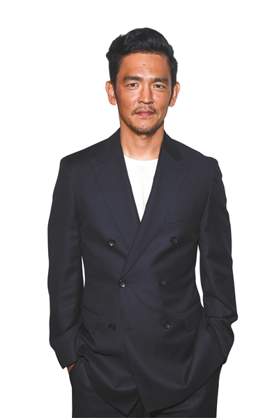 约翰·赵 怎么就凭《网络谜踪》成了好莱坞亚裔之光