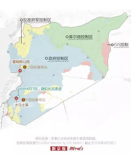 一图看懂叙利亚这些年经历了什么?全职位面商