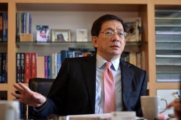 台大校长当选人管中闵 中国台湾网 图