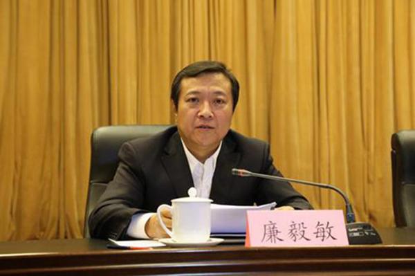 山西省委常委廉毅敏兼任省委宣传部部长(图)廉毅敏山西省委