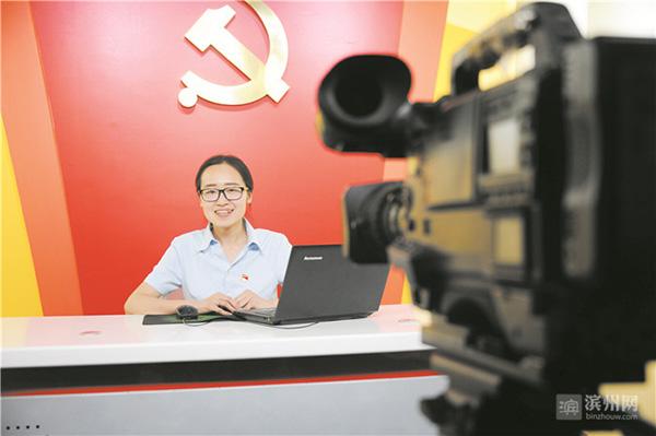 山东首创虚拟场景检验党性 党员戴VR眼镜答题(图)天国少女图片