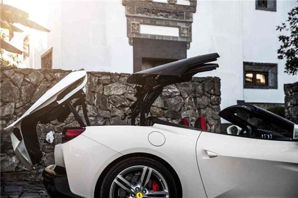 试驾|法拉利Portofino:最便宜法拉利超跑了解一下