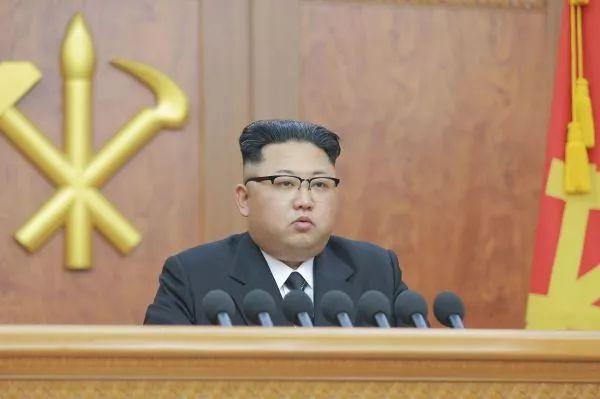 ▲朝鲜最高领导人金正恩(新华社/朝中社)