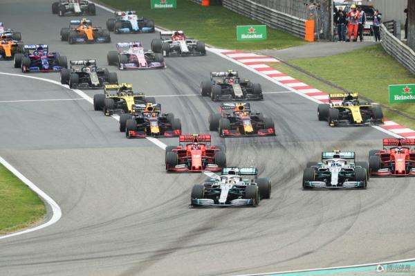 汉密尔顿再夺冠!问鼎F1第一千站,创中国大奖赛新纪录