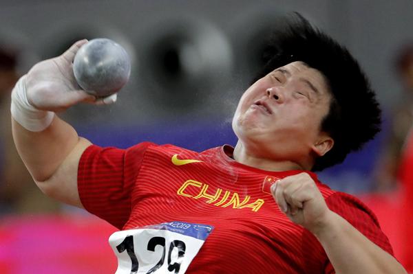 亚锦赛奖牌榜第一金牌榜第二,但中国田径想称霸亚洲,还得加把劲