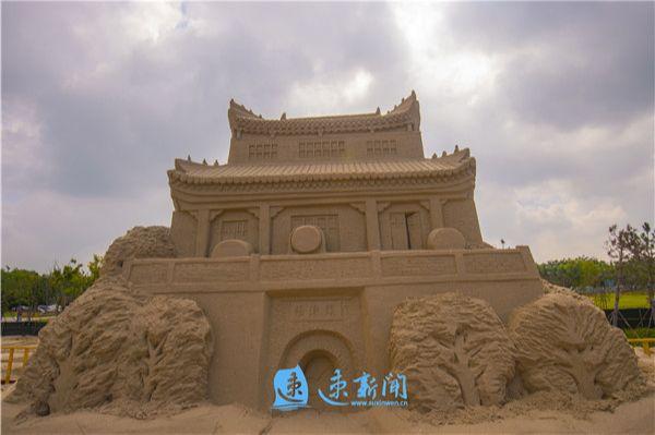 想去骆马湖吹吹风?这份沙雕节游园攻略你值得拥有!