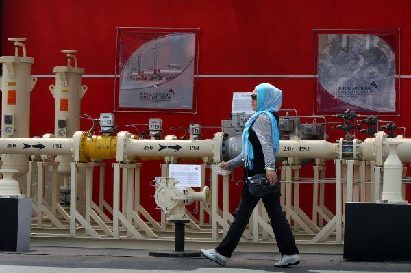 无惧美制裁 伊朗将开发波斯湾天然气田