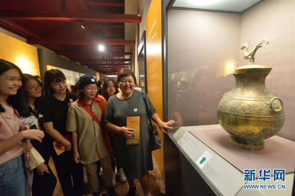通讯:拉近了两国人民的距离——记秦始皇兵马俑泰国展「组图」