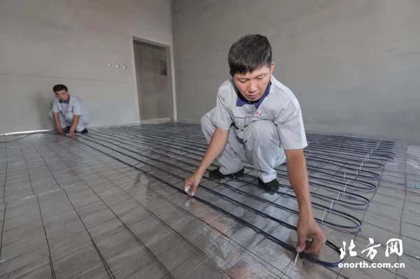 """天津电力创新技术 让""""清洁能源""""进学校"""