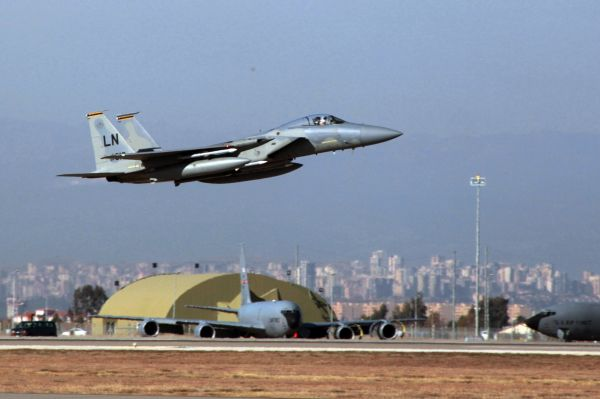 美媒稱美軍或計劃從土耳其撤出核武器