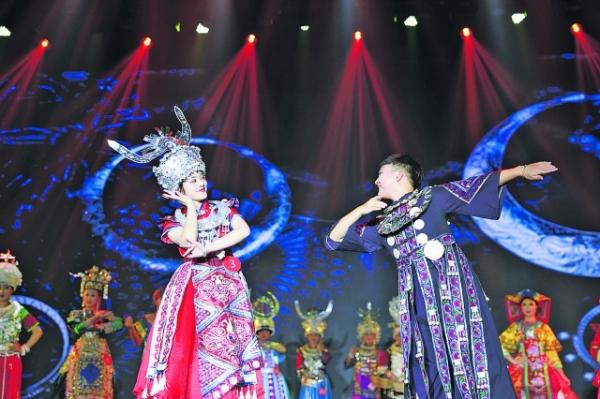 第四届贵州省文明旅游志愿者形象大使大赛总决赛在筑举行