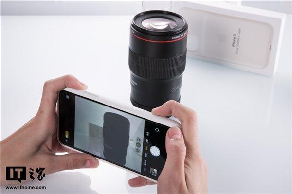 揭秘相机按钮,iFixit对iPhone 11智能电池壳进行X光拆解