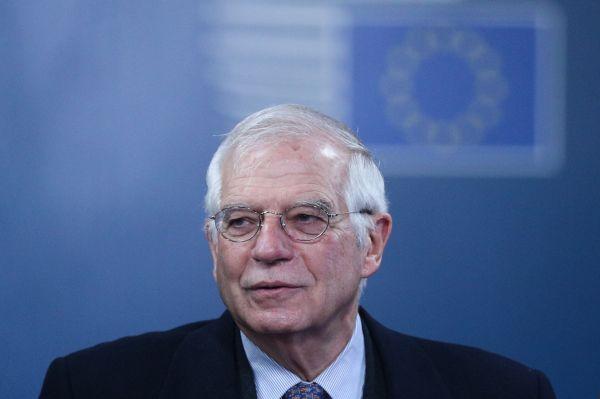 欧盟外交和安全政策高级代表何塞普·博雷利·丰特列斯(新华社)