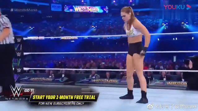 WWE:赛场上最强柔道选手vs摔跤手,真是大开眼界了!