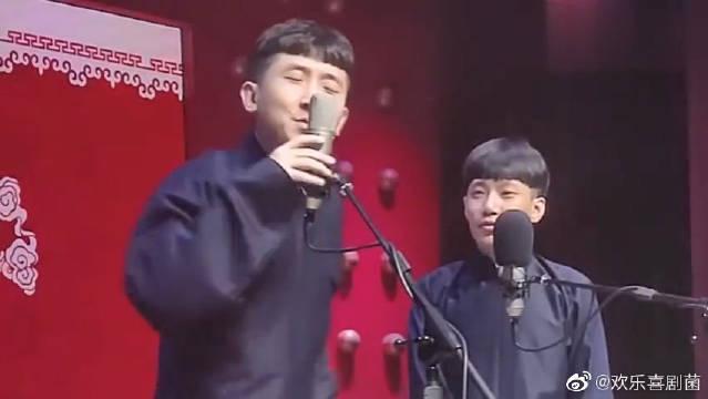 尚九熙再次模仿腾格尔唱歌,何九华在一旁感觉好无奈!
