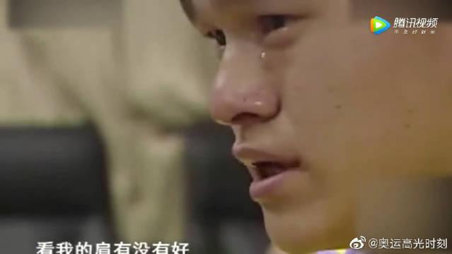 分享一段孙杨12年伦敦奥运会前夕的纪录片,记载了他的伤痛