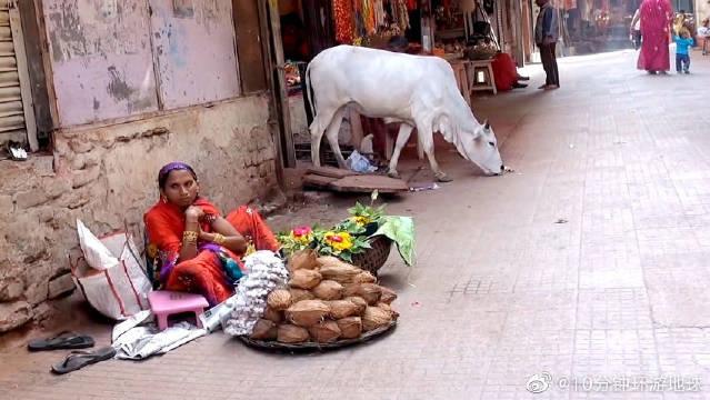 不吹不黑!这是印度的富裕城镇!和中国比你更喜欢哪里呢?