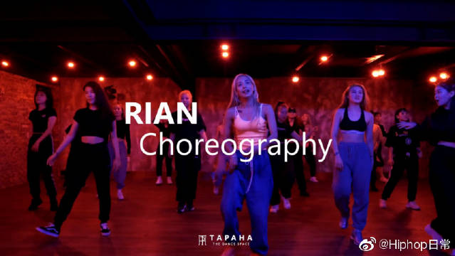 RIAN编舞7 rings - Ariana Grande