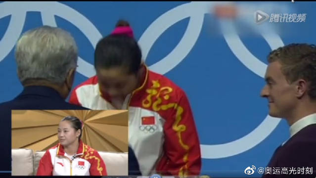 专访李雪英:金牌不易,爸爸让我感觉温暖