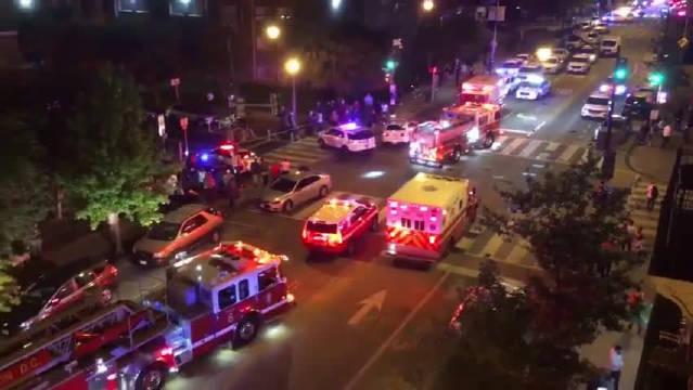 警方发表声明称,此次枪击事件有6名中枪,其中1人死亡