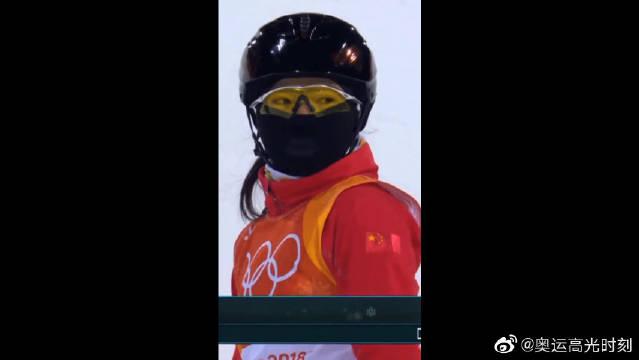 自由式滑雪空中技巧,张鑫发挥出色夺银