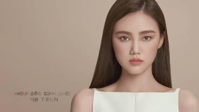 Jungsaemmool 2019.10适合亚洲女生的修容妆