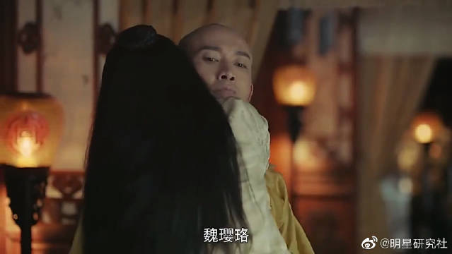 你不来找我,我就去找你~魏璎珞半夜偷进皇上房间~