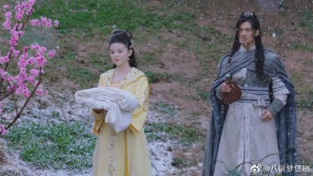 李谦吻了明月, 不料被塔丽和云伺看到了!