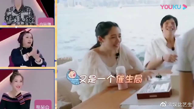 袁咏仪、张智霖加入催生小队助攻向太,向佐乐了!