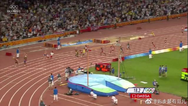 2008年北京奥运会男子4X100米接力决赛