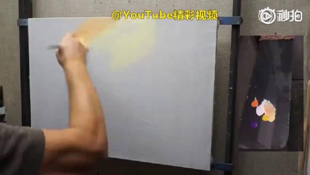 俄罗斯当代艺术家Yushkev