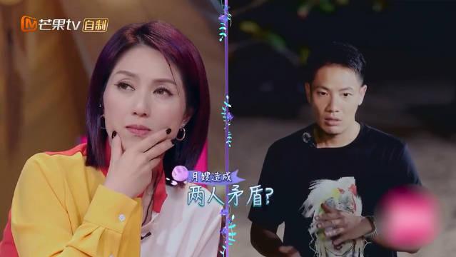 丁子高因月嫂跟杨千嬅吵架