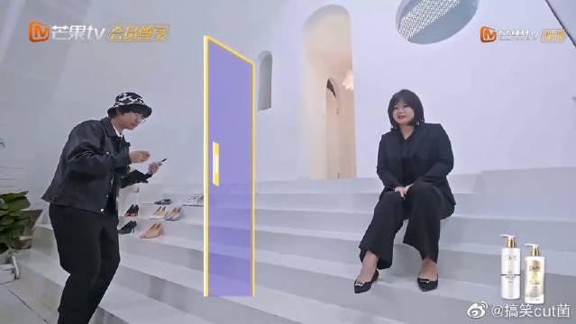 """小剧场来袭 !宋妍霏助阵韩火火打造""""霸总范"""""""