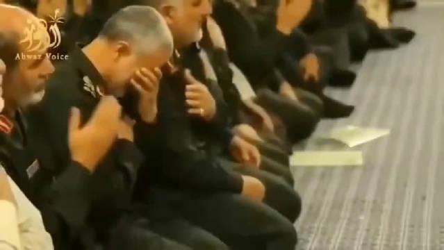伊朗举国悲愤!上百万民众走上街头要求对美国发起圣战