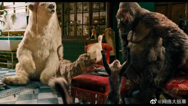 """《多力特的奇幻冒险》小罗伯特·唐尼与""""荷兰弟""""再相遇 共赴秘境"""