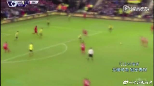 集锦 利物浦0比3沃特福德 杀星进2球大将伤退