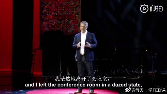 【TED演讲:毕业后去大公司还是小公司?】