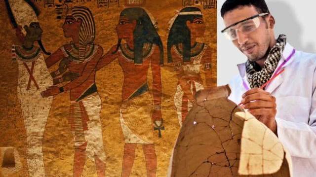 埃及考古学家发现图坦卡蒙的随葬品制作工坊,并可能发现新的坟墓