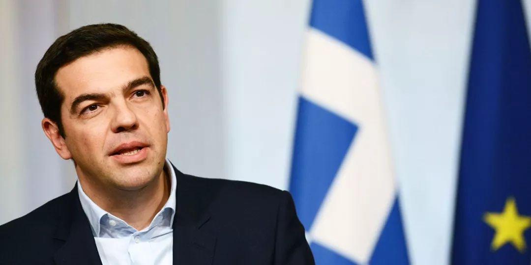 ▲希腊首相亚历克西斯·齐普拉斯(盖帝图像)