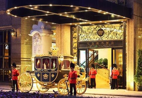 英皇娱乐酒店注销已回购的79.6万股