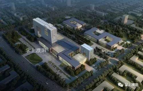 总投资13亿 濮阳县人民医院新院区等项目签约