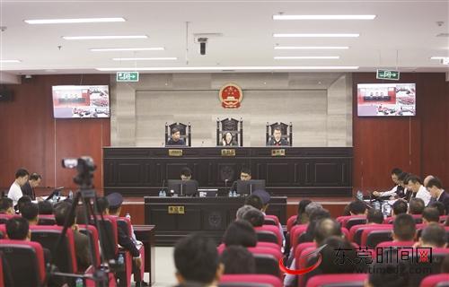 东莞市副市长出庭应诉一行政诉讼案