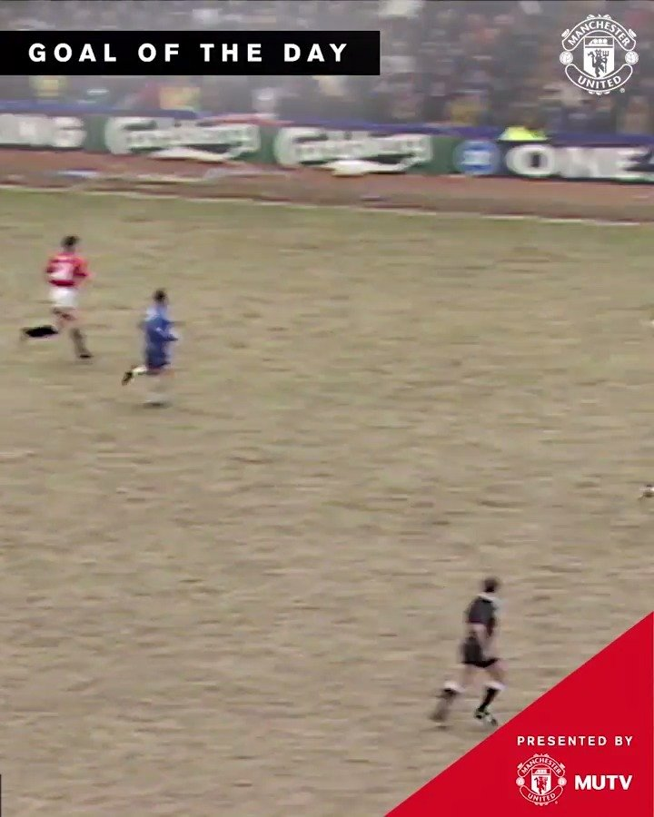 1996年的今天,贝克汉姆的进球将曼联送入了足总杯决赛