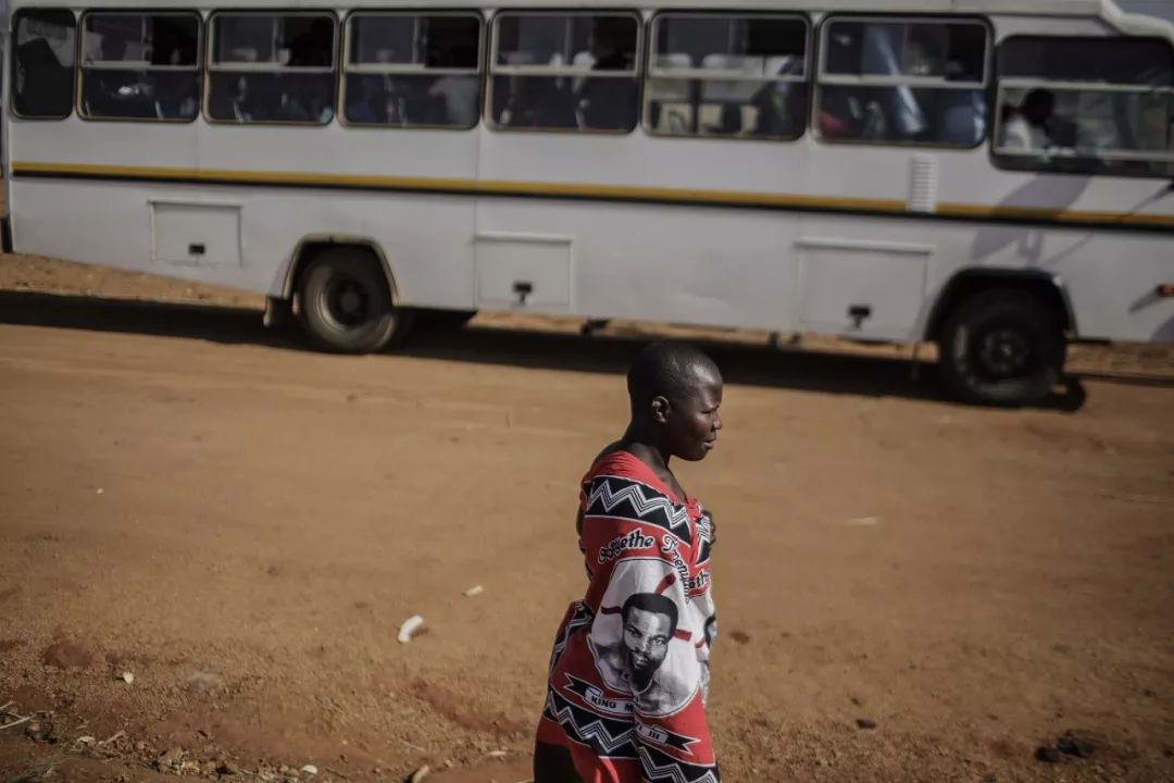 ▲斯威士兰是位于非洲东南部的内陆国家。(视觉中国)