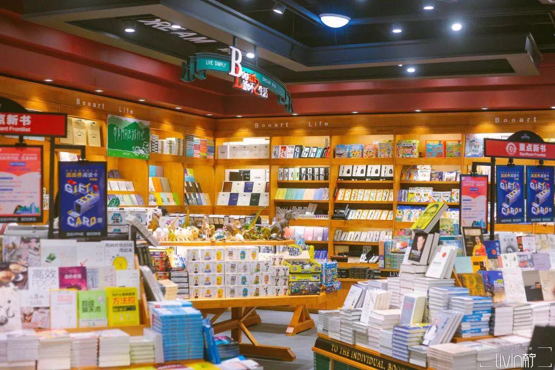 南宁第二家西西弗情趣开业,书店一家懂美女的书店在片这是椅读者上老图片