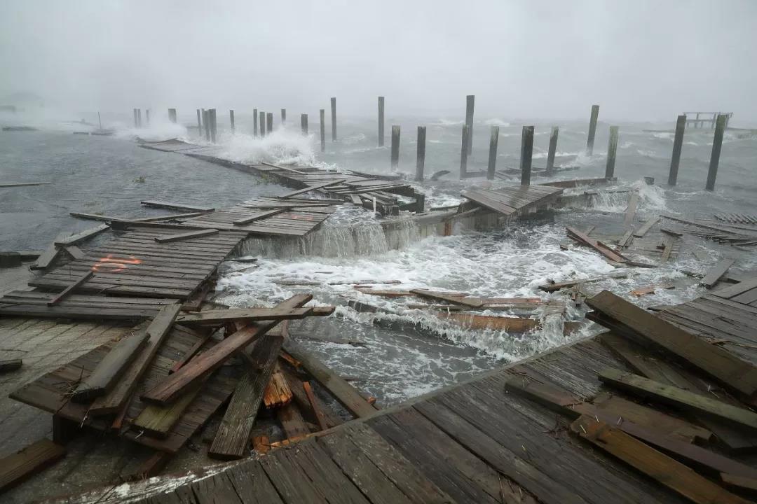 """""""怪兽级""""飓风将袭击美国 六座核电站面临考验"""