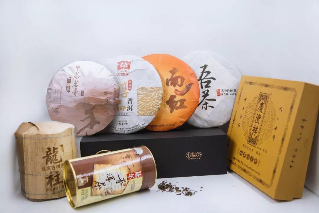 8款普洱茶对比测评:小罐茶与百元茶无异!大益、益普香更实惠