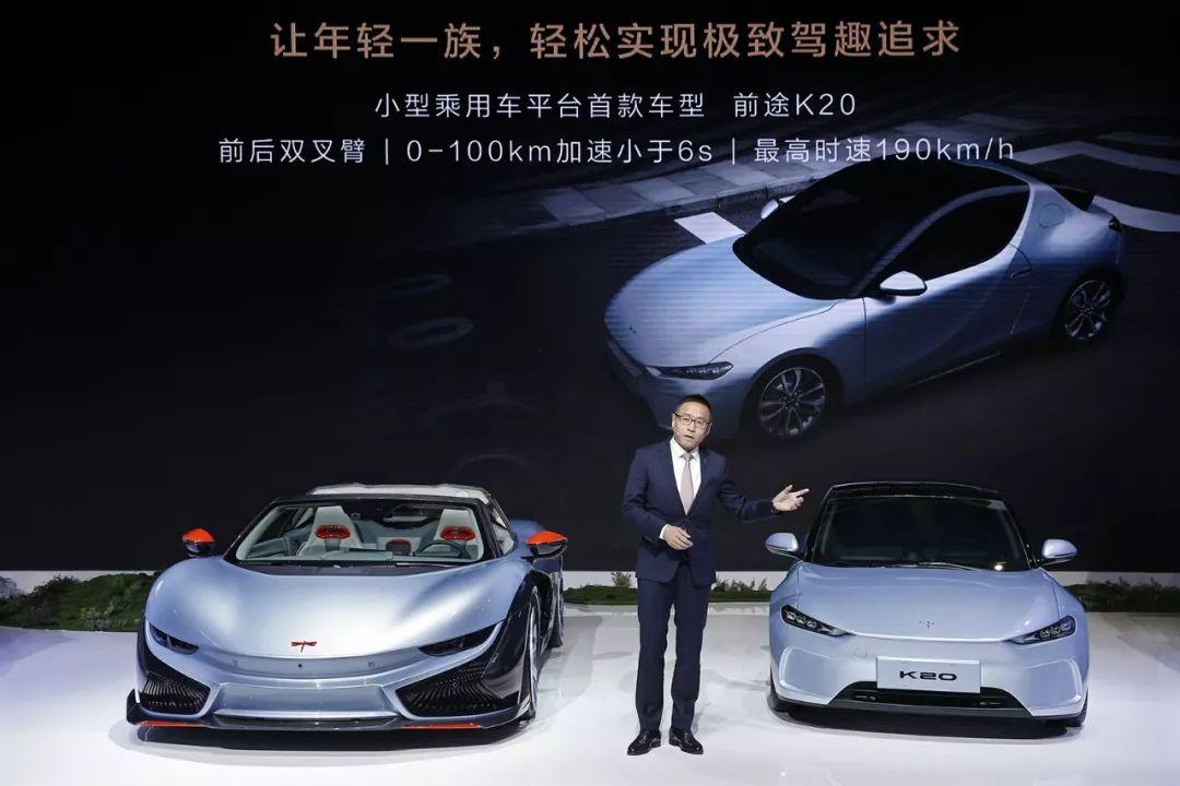 上海车展 | 电动车时代,或许能让我们重拾丢失已久的驾趣